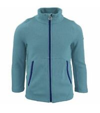 New GIRLS SPYDER ENDURE STRYKE FULL ZIP Fall JACKET Teal SWEATER Small 7/8