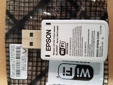 EPSON WIRELESS WIFI LAN NETWORK ADAPTER DONGLE EX7220 EX5230 EX7230