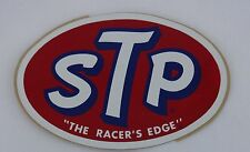 """Stp """"The Racer'S Edgr"""" Decal Indianapolis 500 IndyCar Nascar Cup Indy 500"""