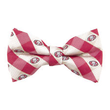 NFL Bow Tie, San Francisco 49ers (Check) NEW