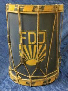 Trommel Marschtrommel der FDJ