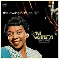 "Washington, DinahThe Swingin' Miss ""D"" (180 Gram) (New Vinyl)"