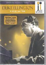 Jazz Icons: DUKE ELLINGTON - Live in 58 (DVD) (G2)