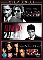 Nuovo Casino/Scarface/American Gangster DVD