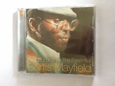 Curtis Mayfield Beautiful Brother (The Essential,2000) CD Brand New and Sealed