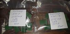 10 pcs  0,082 1% 250v K71-7   Russian Audio Capacitors