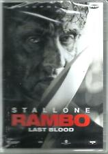 RAMBO LAST BLOOD - DVD NEUF SOUS BLISTER
