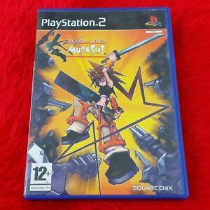 *ps2 MUSASHI Samurai Legend Game (NI) Playstation PAL UK Version