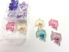 Bead Kits Jewelry Purple Dolphin Jewelry Kit Make Girls Teen Children Craft