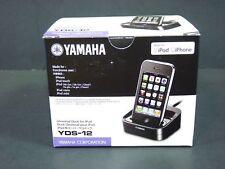 Yamaha Yds-12 Dock for iPod and iPhone