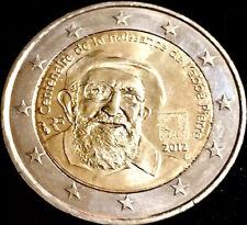 2 EUROS FRANCIA 2012 Pierre Abbe. SIN CIRCULAR
