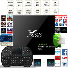 UNLOCK FULL PACKAGE FREE STREAMING ANDROID TV  SMART TV BOX +KEYBOARD VS FIRE TV