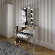 Hollywood Mirror Iluminado Moderno Espejo De Tocador 80x60 sin base RRP £ 299