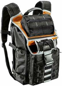 Neo Tools Technicians Backpack Rucksack Heavy Duty Tool Bag [ 84-304 ]