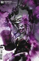 Batman Comic 93 Cover B Variant 2020 1st battle of Harley Quinn and Punchline DC