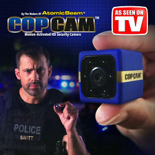 COP CAM Wireless Security Camera Motion Sensor HD Video 8GB SD Card Microphone
