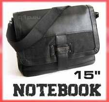 Umhängetasche Laptop Messenger Bag Elpis Tasche A4 15 Navy Schultertasche NEU