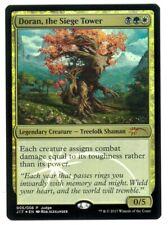 Doran, the Siege Tower - FOIL - Judge Rewards Promos - MTG Magic - NM/EX