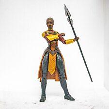 Marvel Legends Okoye BAF and Black Panther/Avengers lot of 9.