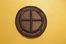 Military 35th Infantry Division Patch Subdued Insignia Unit US Army #697
