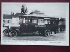 Dorset Single Printed Collectable Transportation Postcards