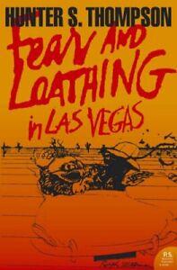 Fear and Loathing in Las Vegas - Harper Perennial Modern Clas New Paperback Book