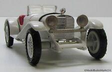 GAMA 987 Mercedes Sportwagen SSK 1928 weiß Maßstab 1:45