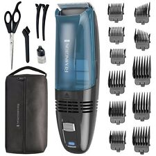 Remington HC6550 Cordless Vacuum Haircut Kit, Vacuum Trimmer, Hair Clippers,Hair