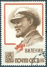 Sowjetunion 2738 Wladimir I. Lenin gestempelt