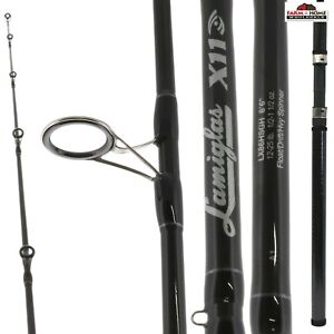 """8'6"""" Lamiglas Heavy Spinning Fishing Rod 2pc 86HSGH ~ New"""