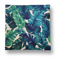 Green Palm Tree Leaf Printing Square Cushion Cover Cases Home/Office/Sofa/Couch