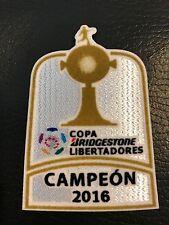 ATLETICO NACIONAL COLOMBIA CAMPEON COPA LIBERTADORES 2016  PATCH PARCHE BADGE