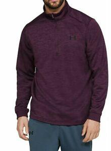 Under Armour Big & Tall Coldgear 1/2 Zip Pullover Fleece Mens Size XXLT NWT