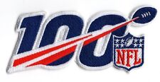 """🏈5"""" 2019 NFL National Football League 100th Anniversary Iron-on Jersey PATCH!🏈"""