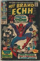 Marvel Comics Not Brand Echh Vol 1 (1967 Series) # 2 Parody