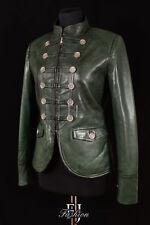 Abrigos y chaquetas de mujer militares color principal verde