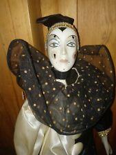 Haunted Doll (Sebastian)40 yr, male, eccentric, helps ward off evil, powerful