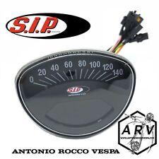 CONTACHILOMETRI DIGITALE SIP 2.0 FONDO NERO VESPA 125 PRIMAVERA - ET3