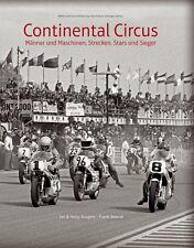 Continental Circus Männer und Maschinen Strecken Stars Sieger Rennsport Buch