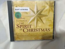 The Spirit Of Christmas Amy Grant The London Voices/ London Symphony cd6696