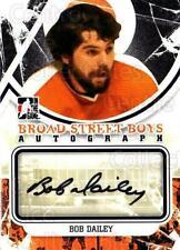 2011-12 ITG Broad Street Boys Autographs #ABD Bob Dailey