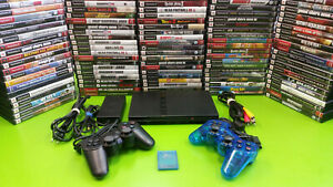 Sony Playstation 2 PS2 Video Game System Console Bundles