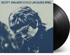 Scott Walker Sings Jacques Brel (Vinyle, 33 tours, 180 gram)