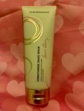 Pure Romance NEW 8 OZ Coochy & hair Conditioning Shave Cream Love Story
