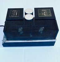 McIntosh MC50 Power Amplifier Serviced on 11-17-2020 Plug & Play Rare Audiophile