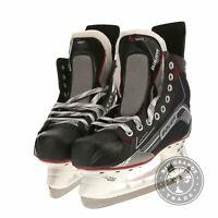 NEW Bauer 1045933 Vapor X500 JR Ice Hockey Fitness Skates in Black / Red - 6.5