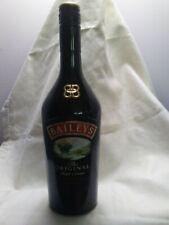 Bailey's The Original Irish Cream Liqueur Empty Bottle