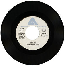 """HARLEM RIVER DRIVE  """"NEED YOU c/w OVERTIME""""   SCARCE ISSUE  70's MOVER  LISTEN!"""