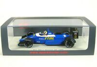 Rial ARC1 No.22 Belgian GP 1988 (Andrea De Cesaris)