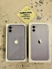 New listing Apple iPhone 11 - 64Gb - (Unlocked) A2111 (Cdma + Gsm) Purple